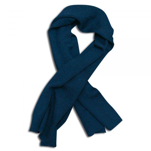 Écharpe en laine allemande BW bleue occ.