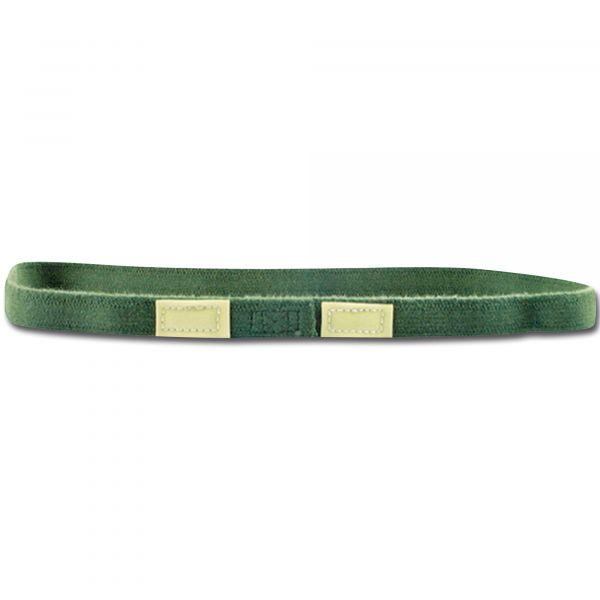 Bande élastique pour casques US vert olive