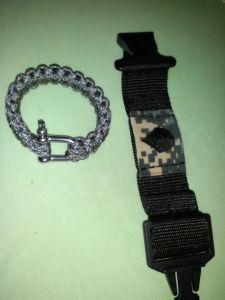 Custom Selfmade Armband