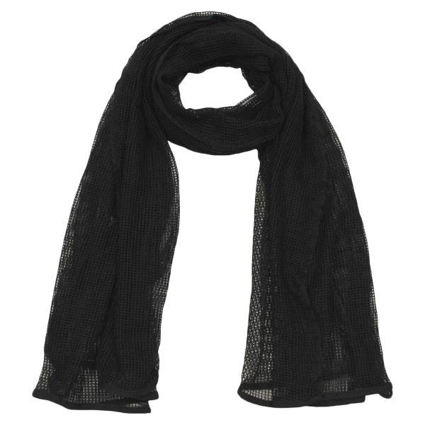 MFH Écharpe Filet noir
