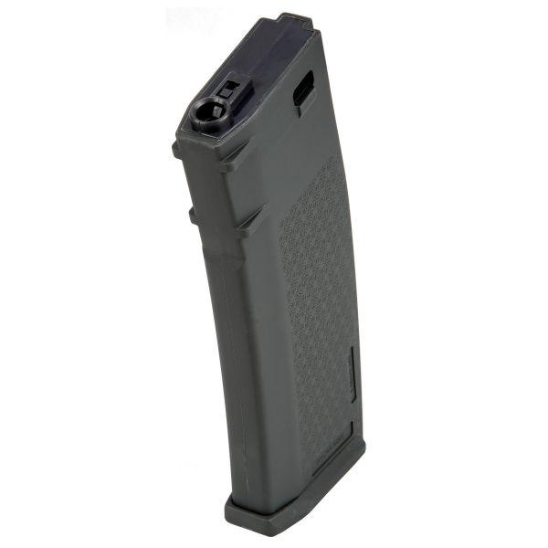 Specna Arms Chargeur M4 / AR15 S-Mag Midcap 120 coups gris