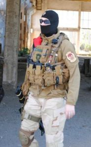 ACT Airsoft Game 16.10.2011