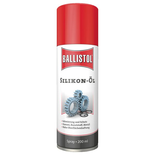 Ballistol Huile à silicone 200 ml