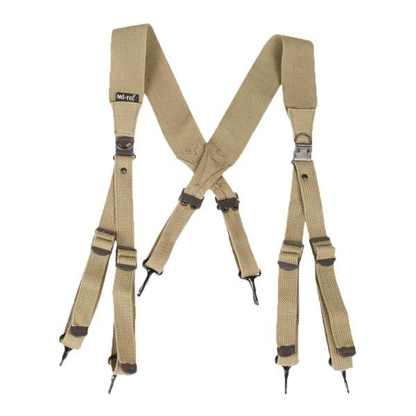 Réplique brelage US M36 beige