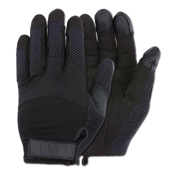 Gants tactiques HWI Unlined Touchscreen noir