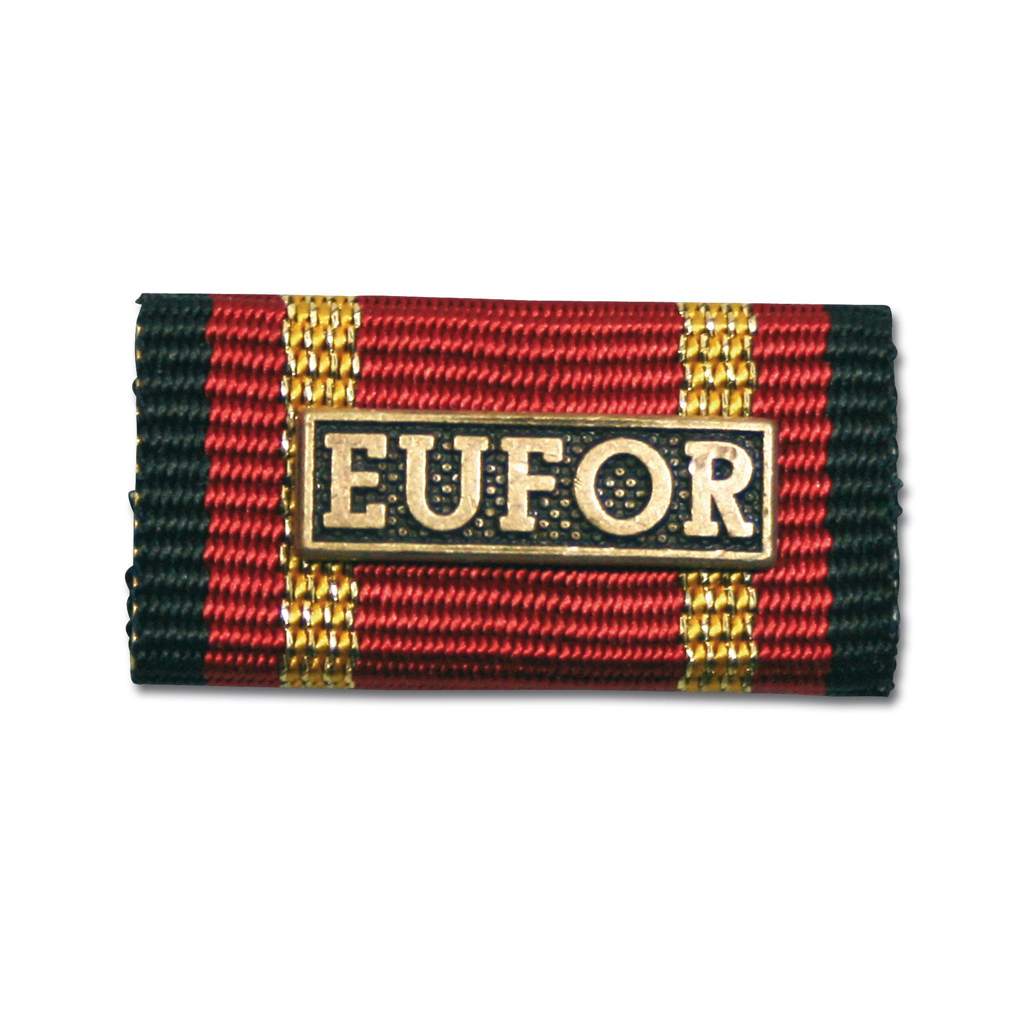 Barrette Opex EUFOR bronze