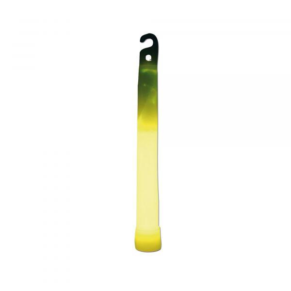 Mil-Tec Bâton lumineux grand jaune
