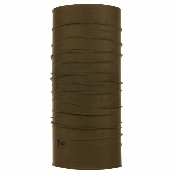 Buff Tour de cou Coolnet UV Insect Shield solid military