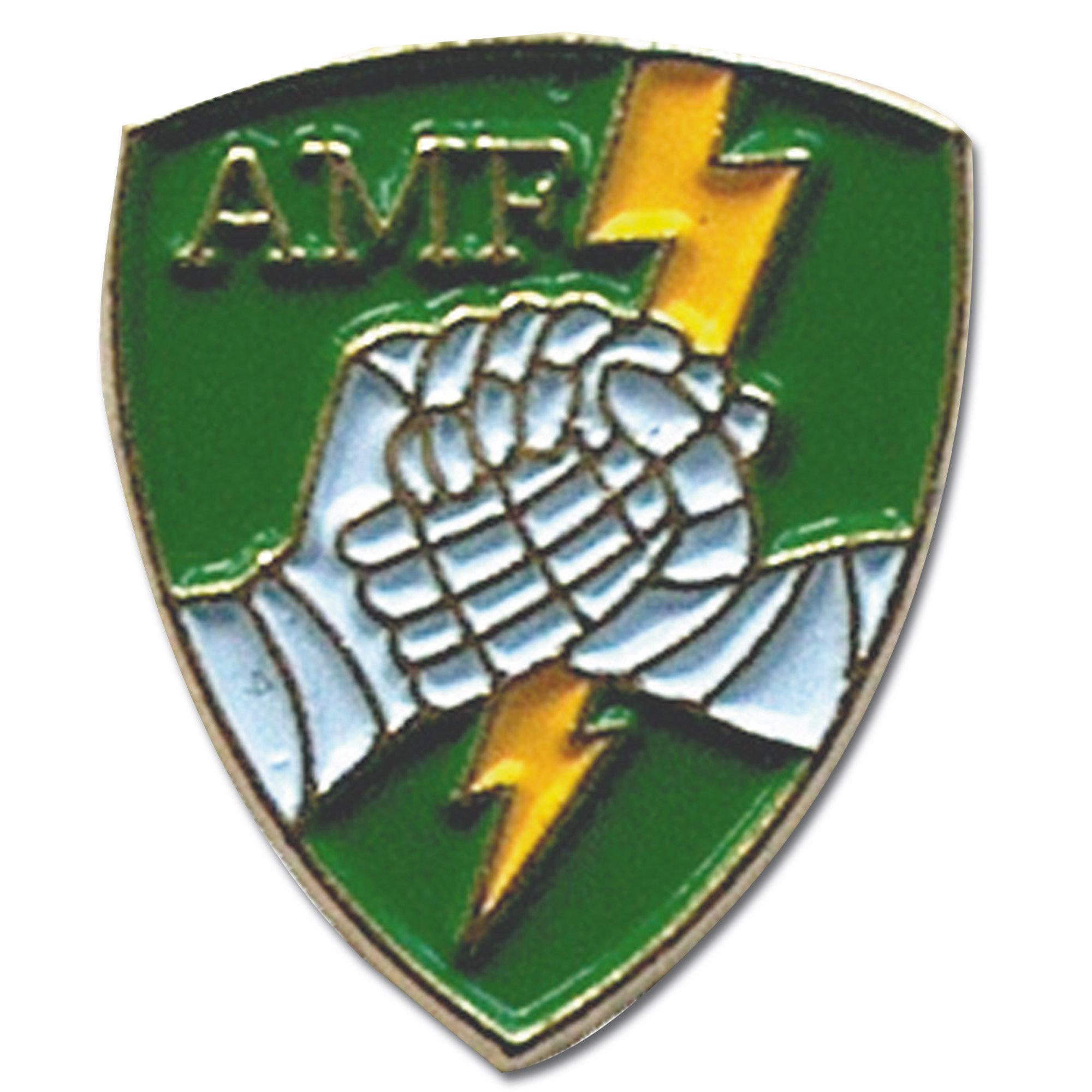 Pins mini Métallique AMF