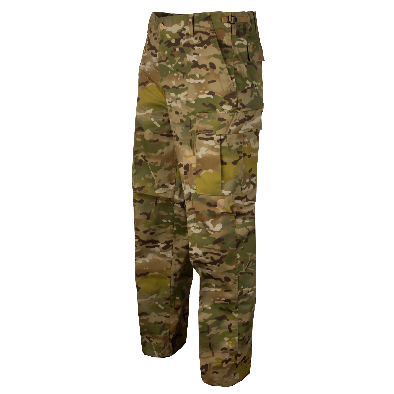 Brandit Ranger Pantalon Homme Militaire Armée Randonnée Pantalon Combat Tactique Camo MTP