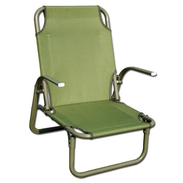 Chaise de camping Highlander Kirkin olive