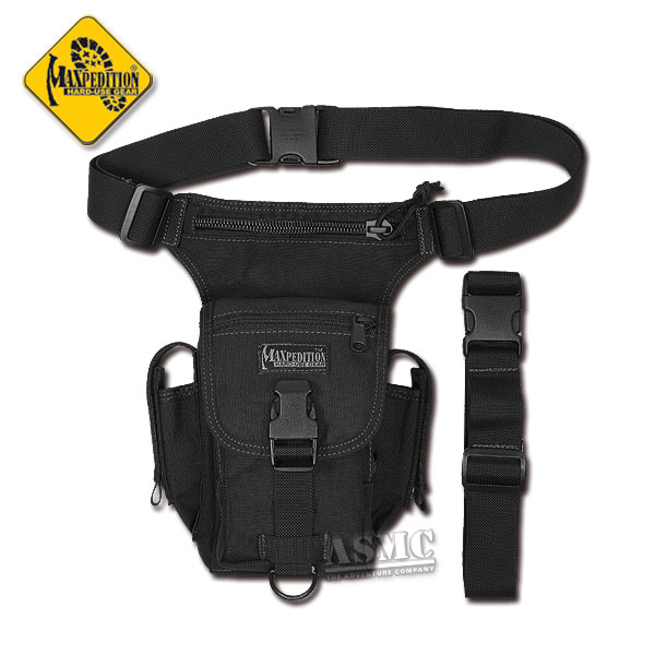 Maxpedition Thermite Versipack noir