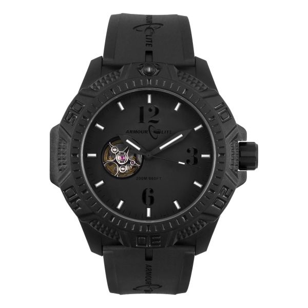Montre ArmourLite Caliber AL1214 noir
