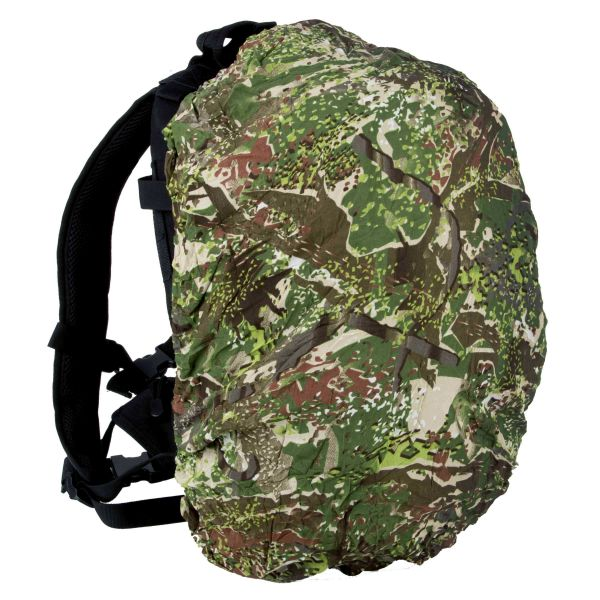 Ghosthood Sursac Backpack Cover 30 L concamo green