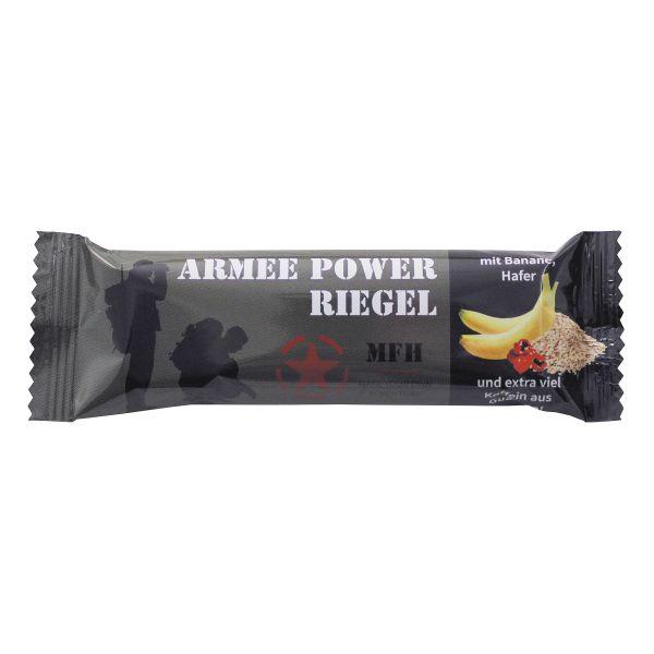 Barre céréale MFH Armee Power Riegel 60 g