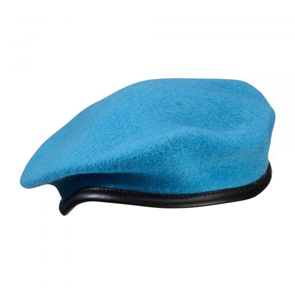 Béret français bleu ONU
