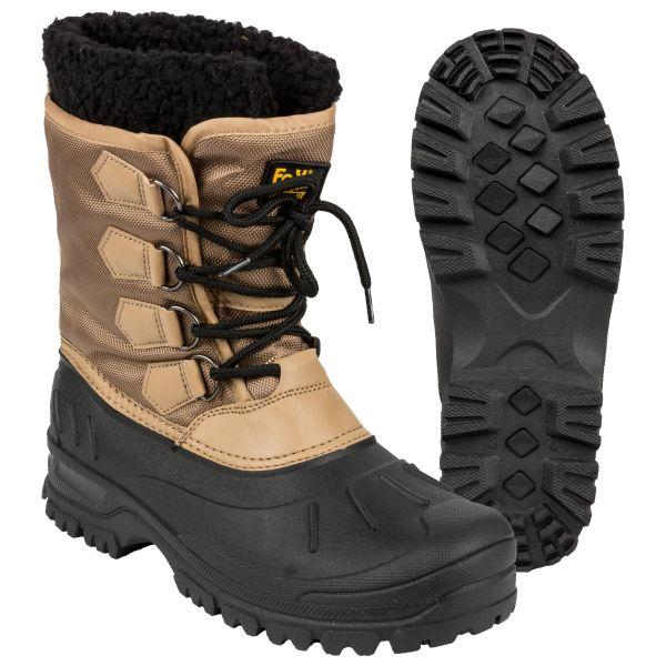 Fox Outdoor Bottes d'hiver Plus kaki