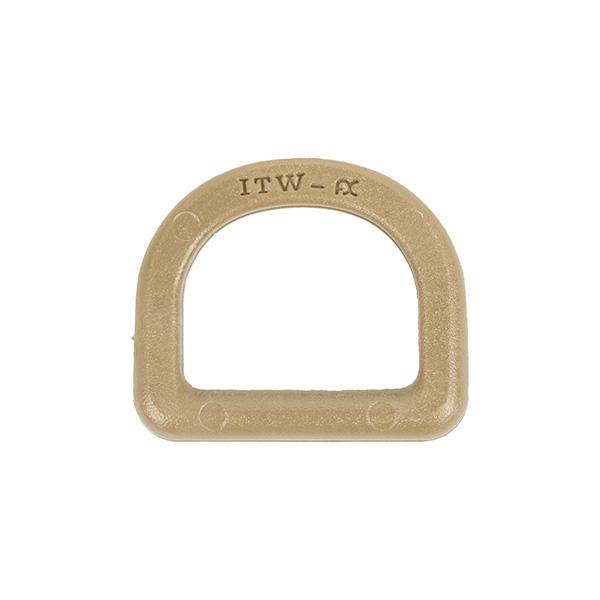 ITW Nexus Anneau D 25mm tan