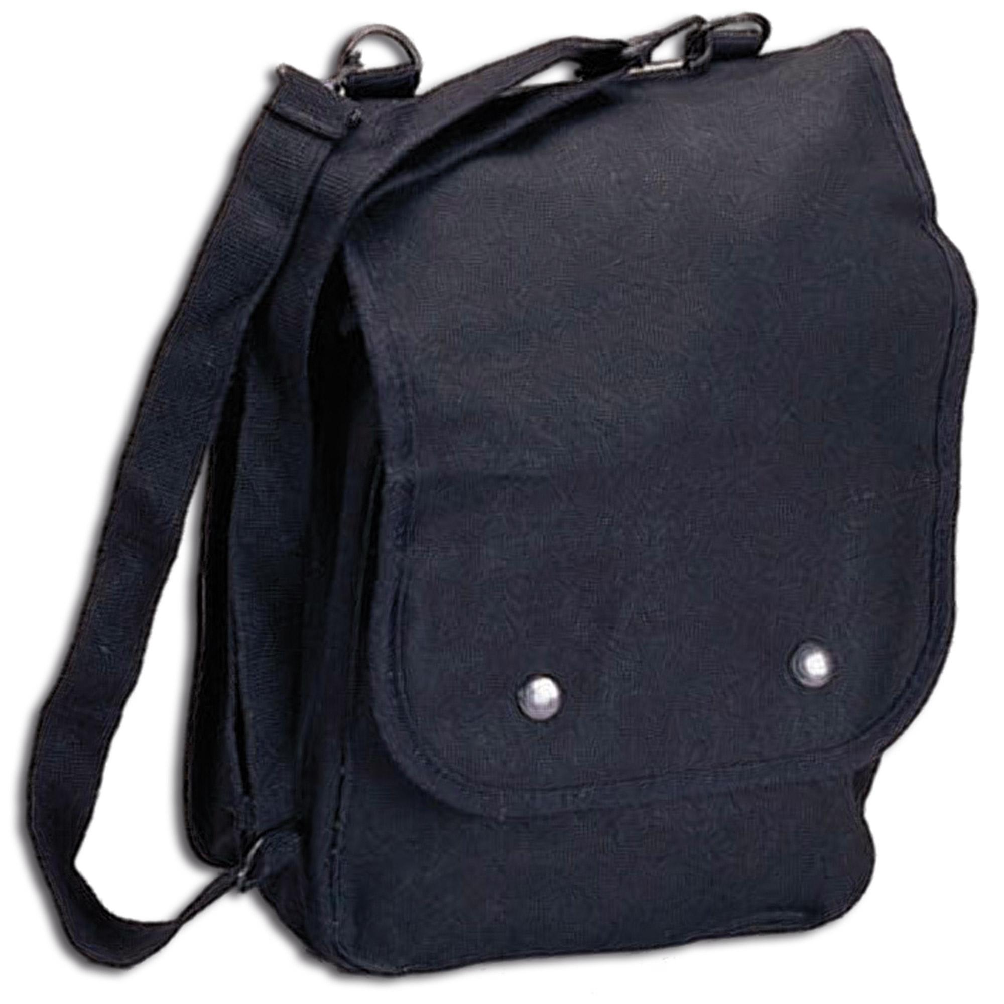 Sac Map Case Shoulder Bag noir
