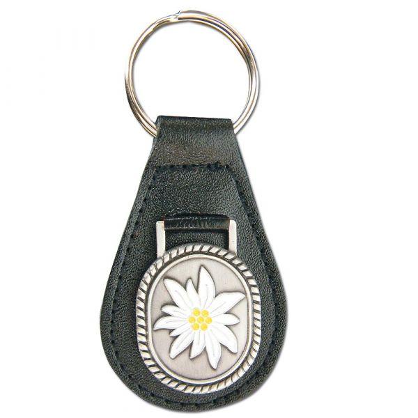 Porte-clés avec insigne béret Gebirgsjäger