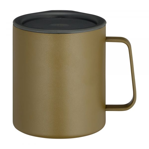 GSI Outdoors Tasse Glacier Stainless Camp Cup 444 ml olive