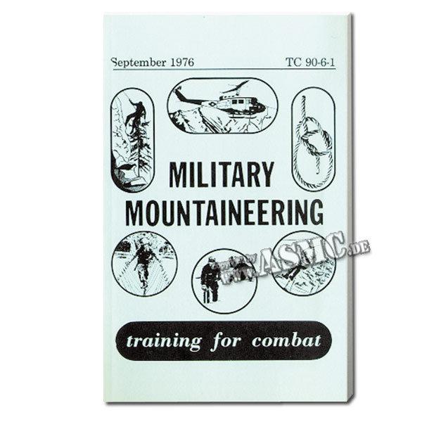 Livre Military Mountaineering