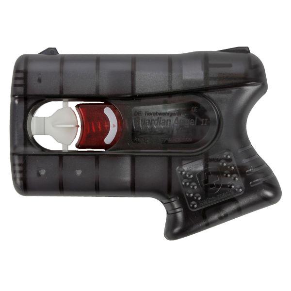 Piexon Pistolet à gaz lacrymogène Guardian Angel II bleu foncé
