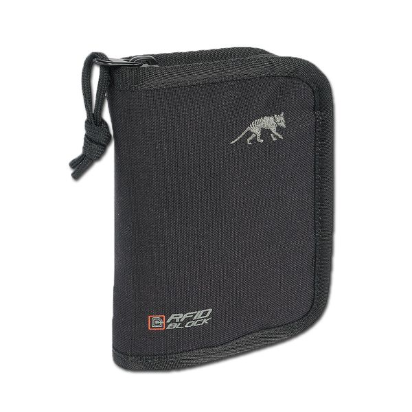 Tasmanian Tiger Porte-monnaie Wallet RFID B noir