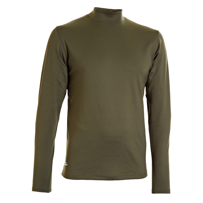 Shirt à manches longues Tactical Infrared CG Under Armour vert