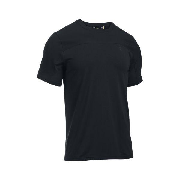T-shirt Tac Combat Tee Under Armour noir