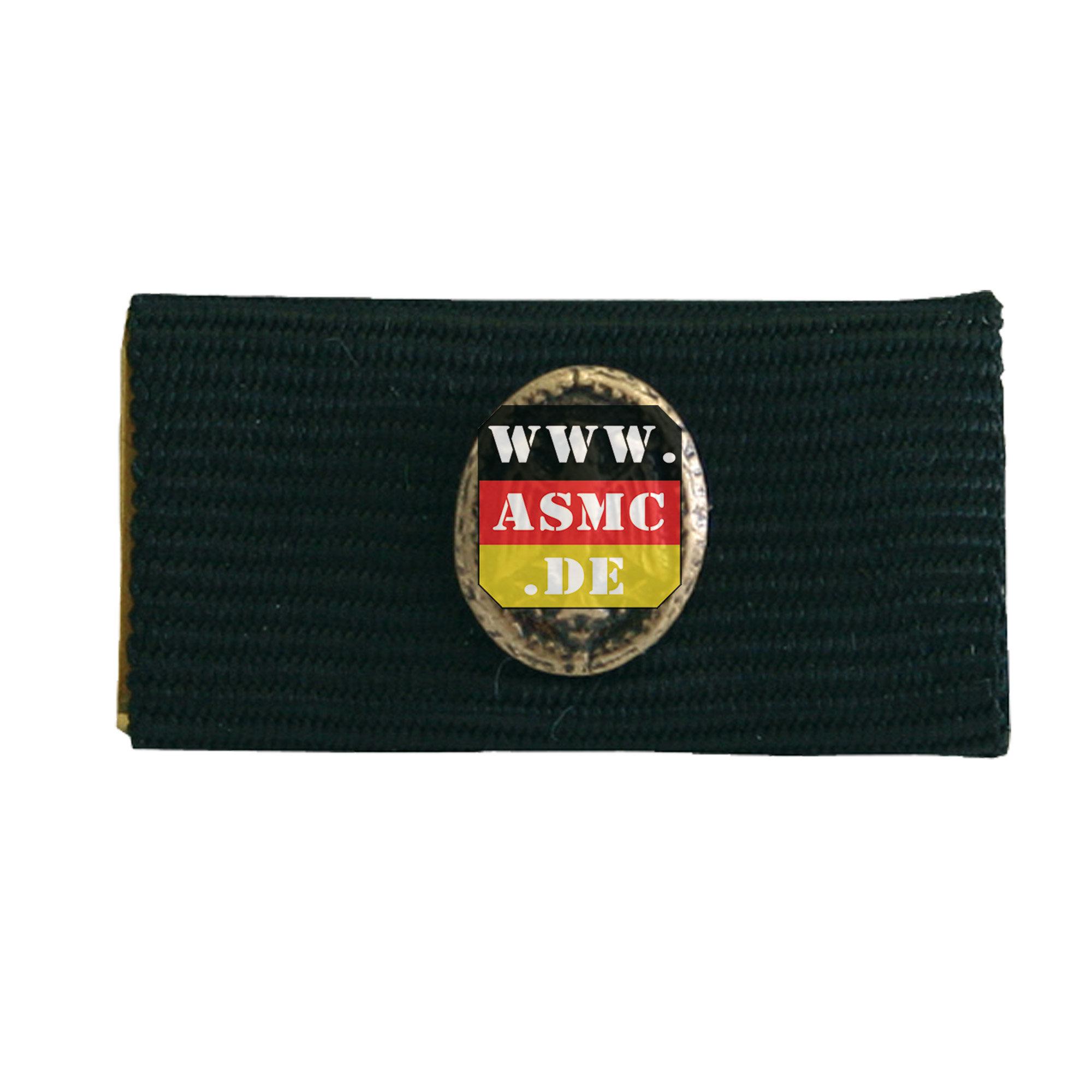Insigne pin BW badge de compétence bronze/noir