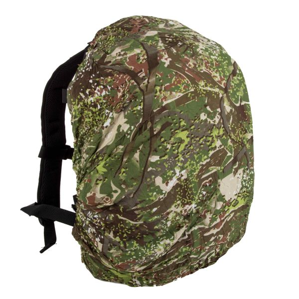 Ghosthood Sursac Backpack Cover 60 L concamo green
