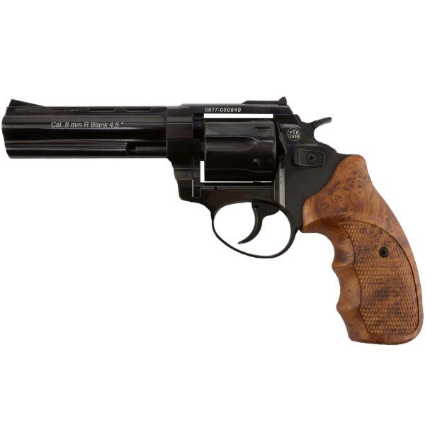 Revolver Zoraki R1 shiny 4.5 pouces 9 mm R.K.