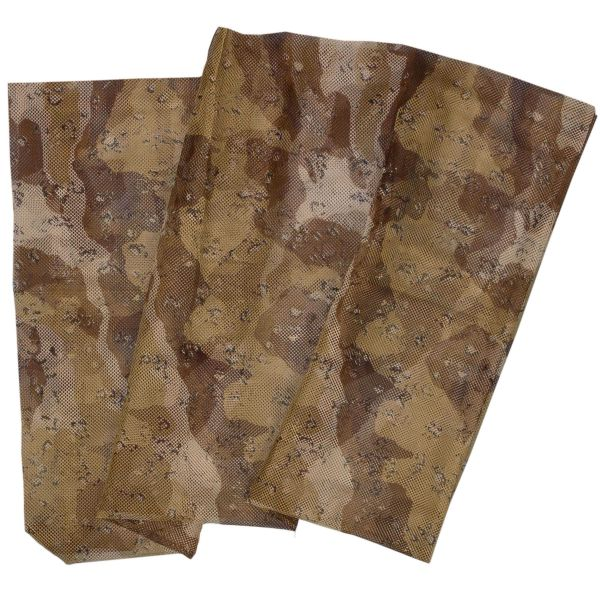 Filet multifonction US camouflage 1.55 x 2.55 m comme neuf