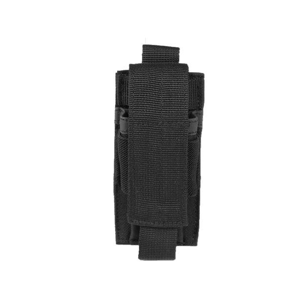 Mil-Tec Porte-chargeur Single Pistolet noir