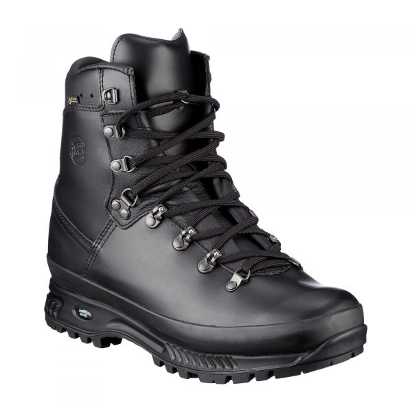 Hanwag Chaussures Special Forces GTX noir