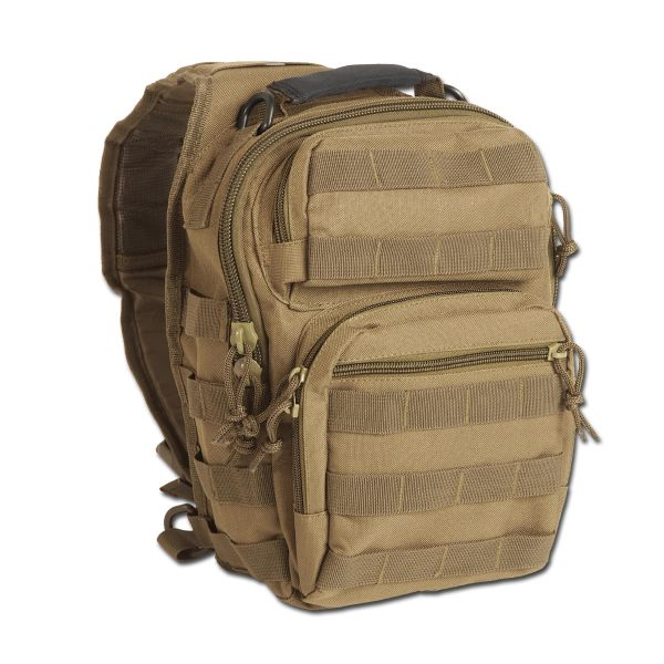 Sac à dos Assault Pack One Strap Small coyote