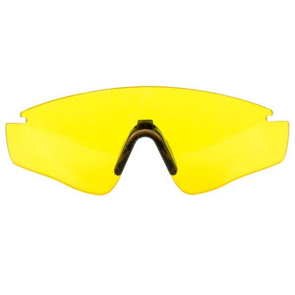 Verre de rechange Revision Sawfly Max-Wrap jaune regular