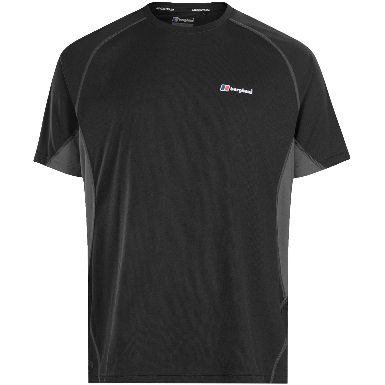 T-Shirt Berghaus Crew Neck Technical carbone