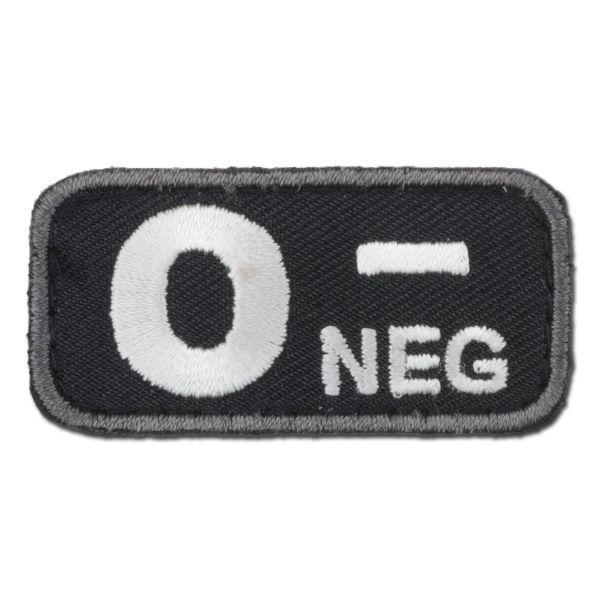 MilSpecMonkey Patch Groupe Sanguin O Neg swat