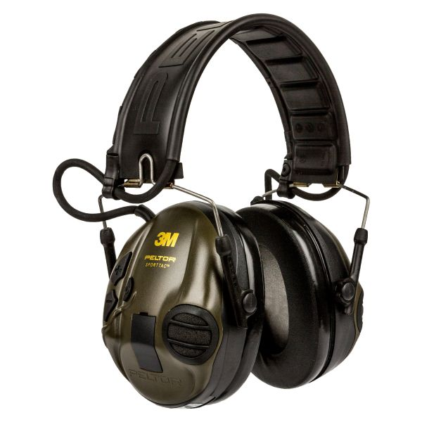 3M Protection auditive Peltor Sport Tac