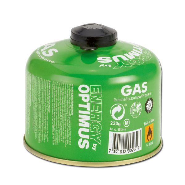 Cartouche de gaz Optimus M 230 g