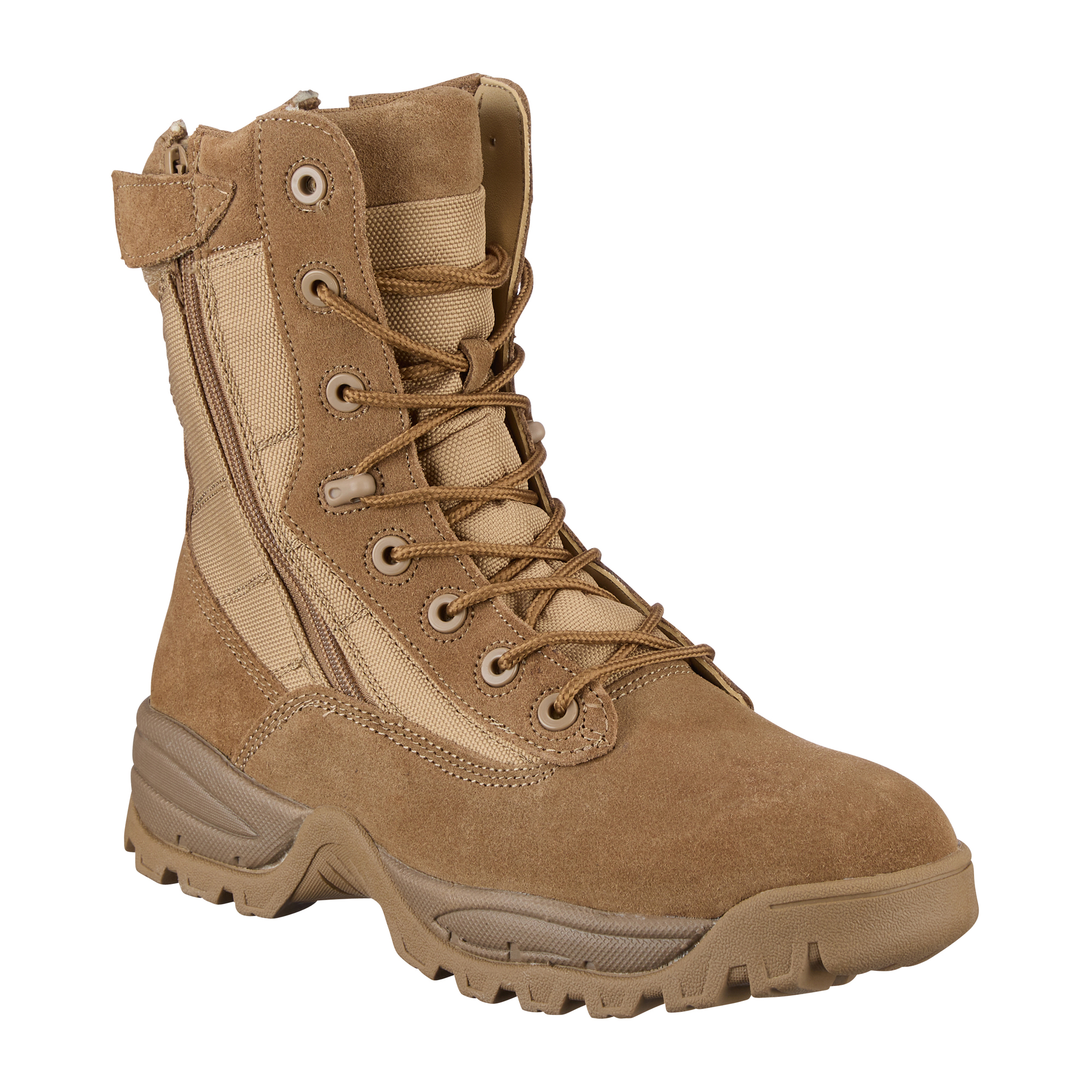 Bottes Tactical Two Zip coyote