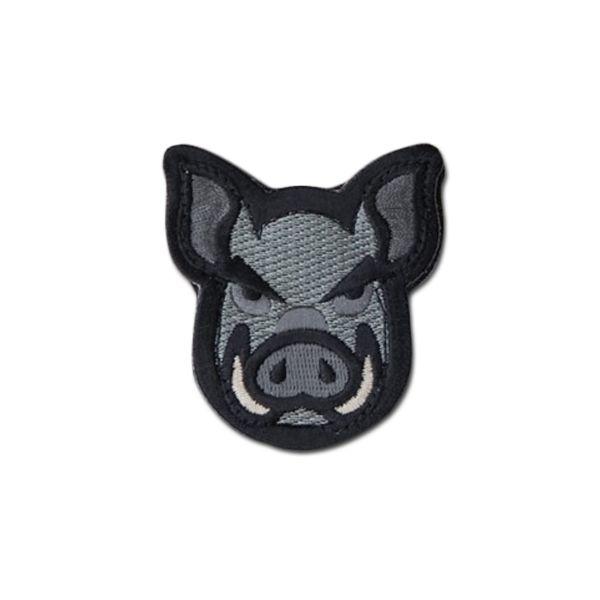 Patch MilSpecMonkey Pig Head acu