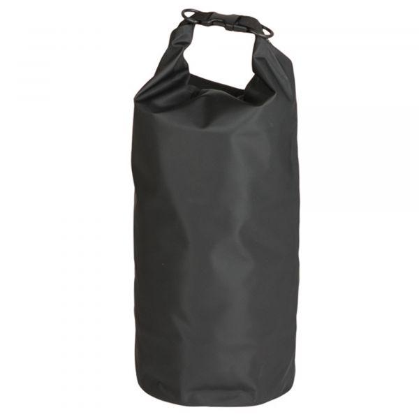 Mil-Tec Sac de transport noir 10 L