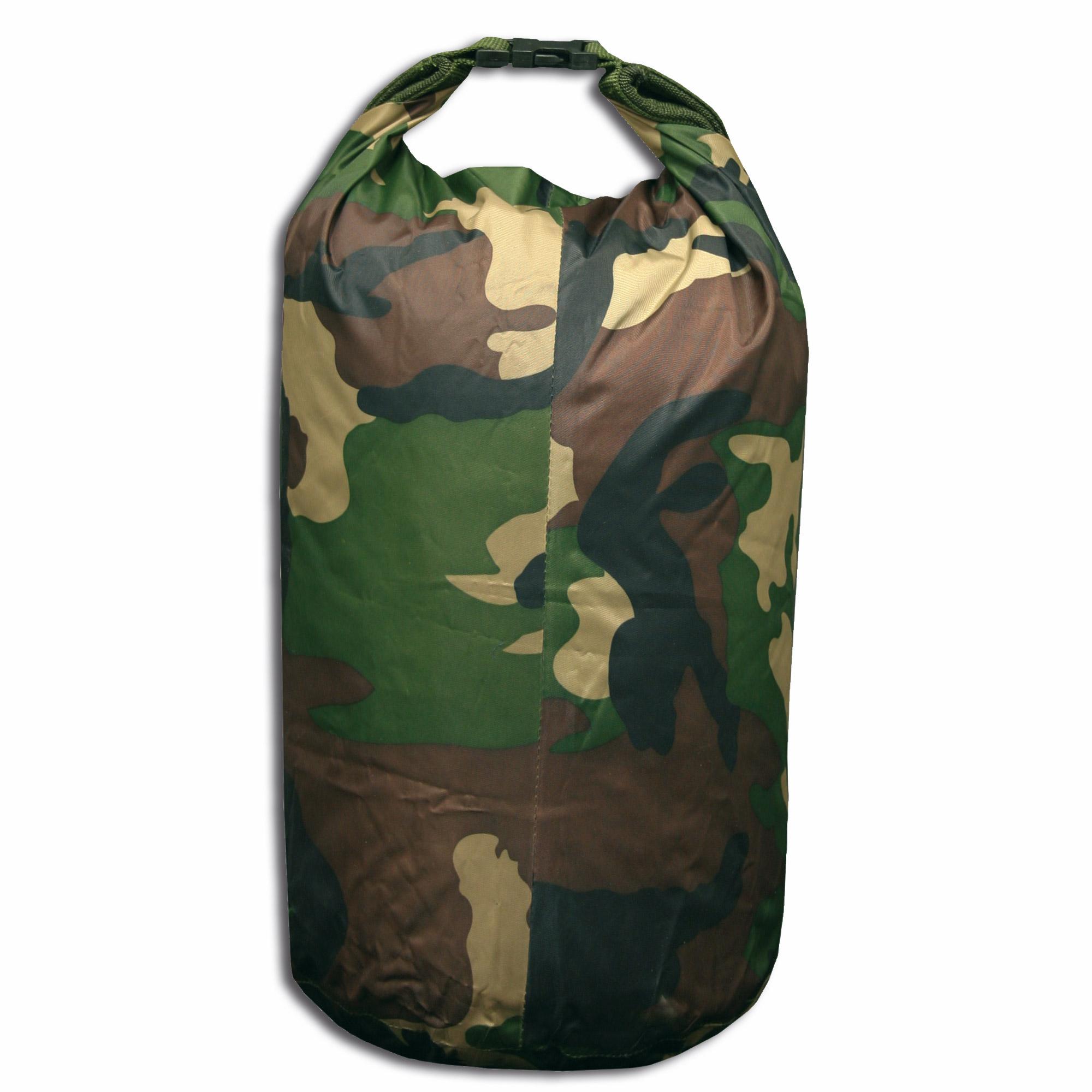 Sac de transport MFH p.m. camouflage