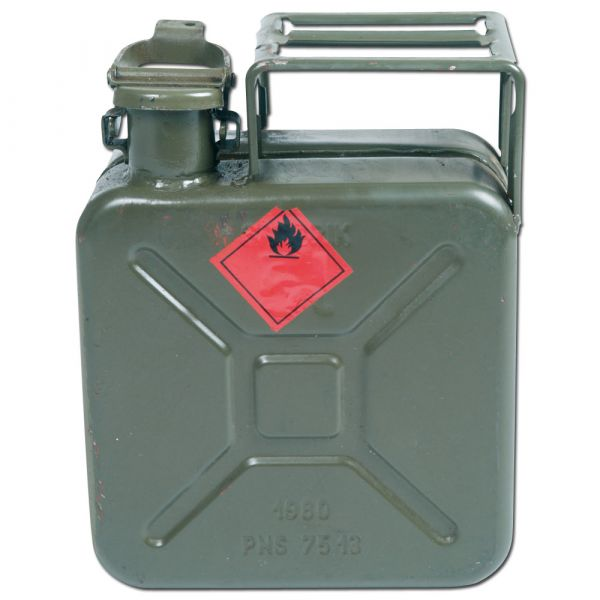 Jerrycan 5 L occasion