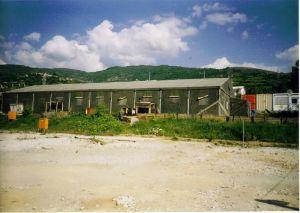 Feldküche Kosovo (2002)