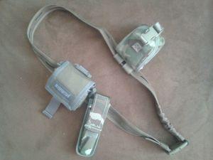 9mm Tasche am Bushcraftgürtel