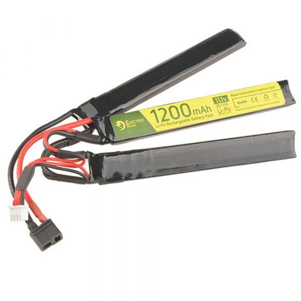 Electro River Li-Po 11.1 V 1200 mAh Triple Stick 25/50 Dean